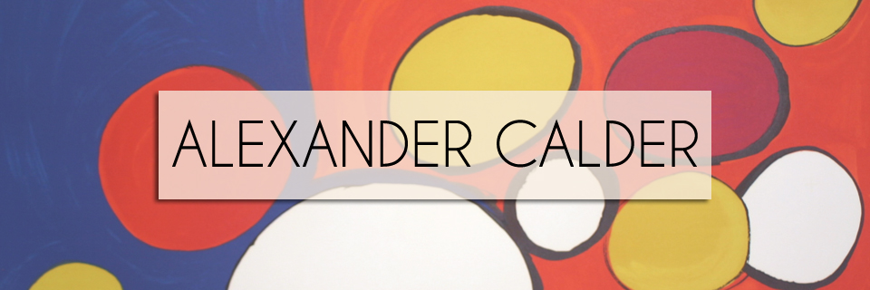 Alexander Calder Art for Sale