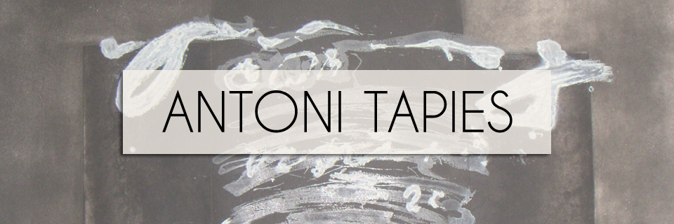 Antoni Tapies Art for Sale