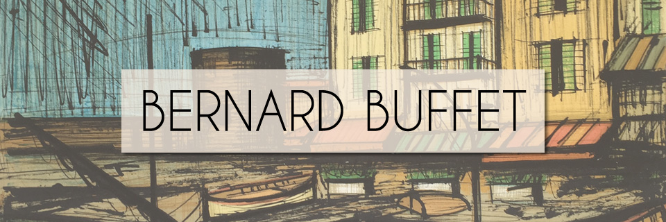 Bernard Buffet Art for Sale