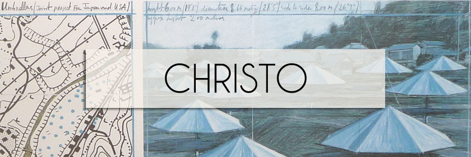 Christo Art for Sale