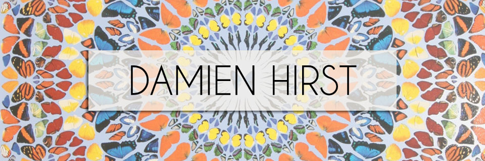 Damien Hirst Art for Sale