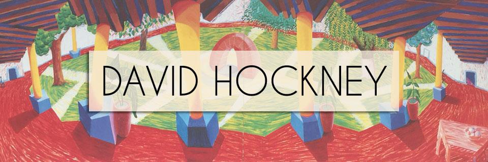 David Hockney Art for Sale