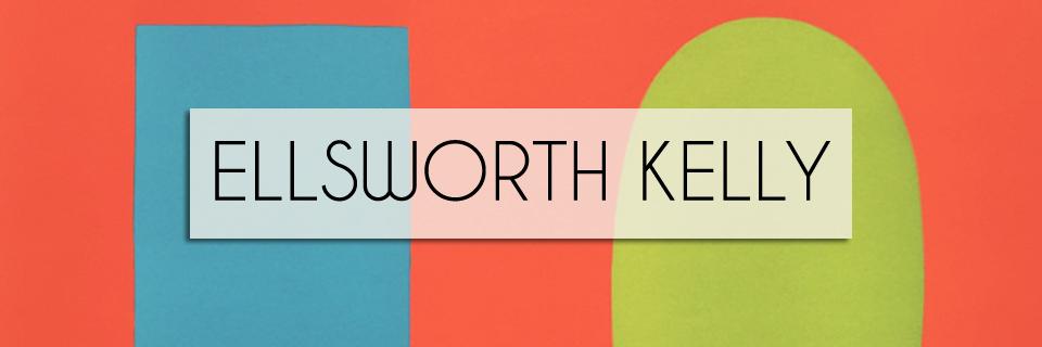 Ellsworth Kelly Art for Sale