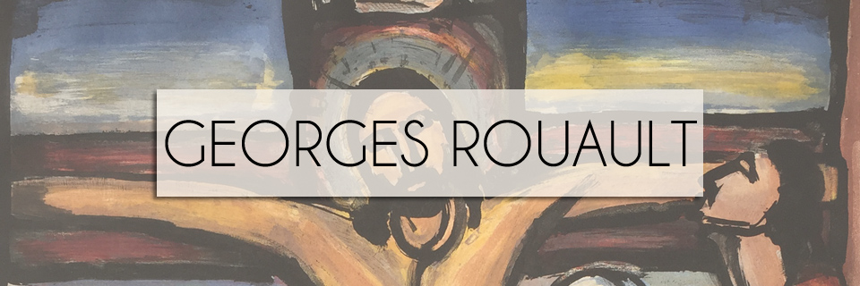 Georges Rouault Art for Sale