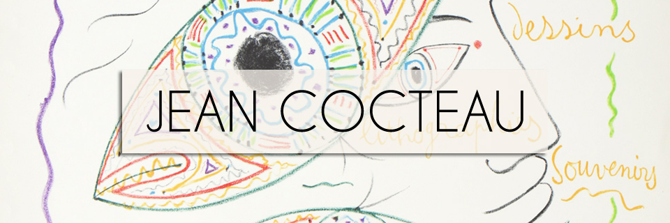 Jean Cocteau Art for Sale