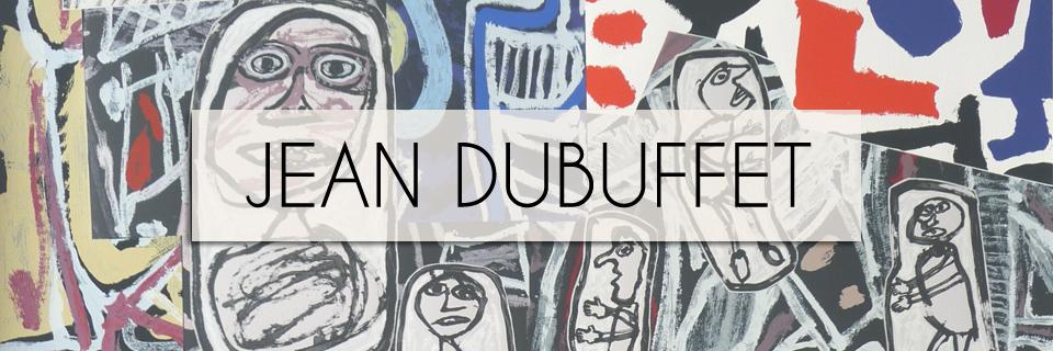 Jean Dubuffet Art for Sale