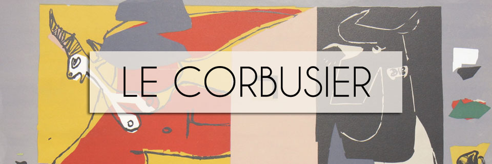 Le Corbusier Art for Sale