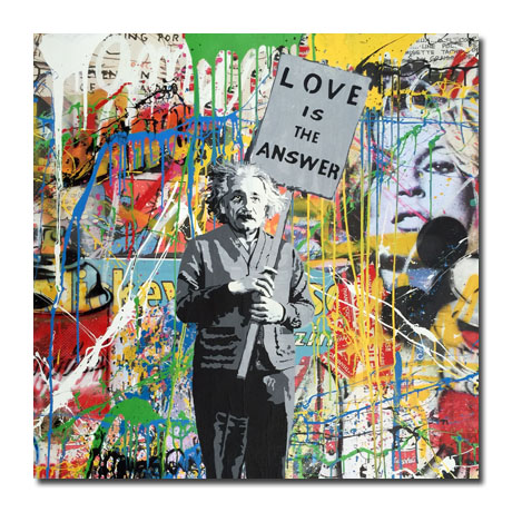 Mr Brainwash Los Angeles Gallery