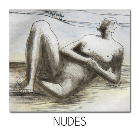 Nude Art for Sale
