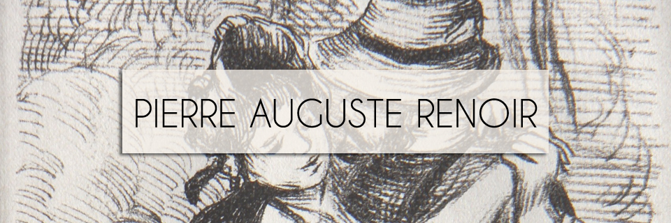 Pierre Auguste Renoir Art for Sale
