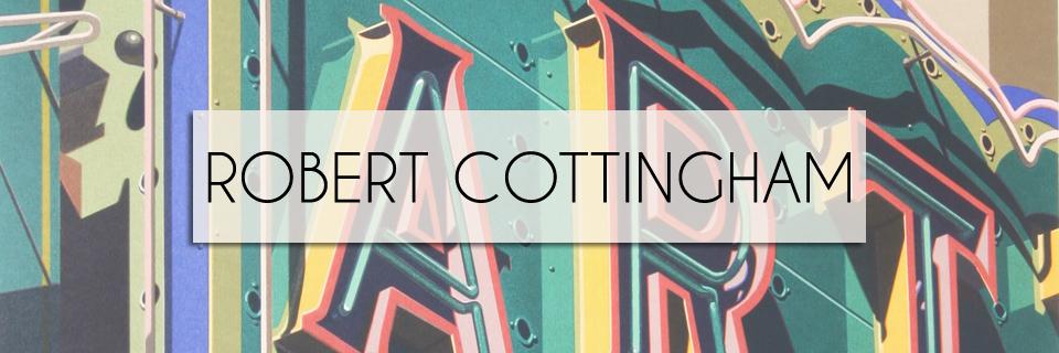 Robert Cottingham Art for Sale