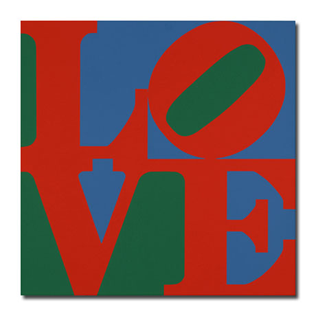Robert Indiana Love Prints
