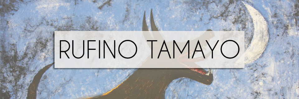 Rufino Tamayo Art for Sale
