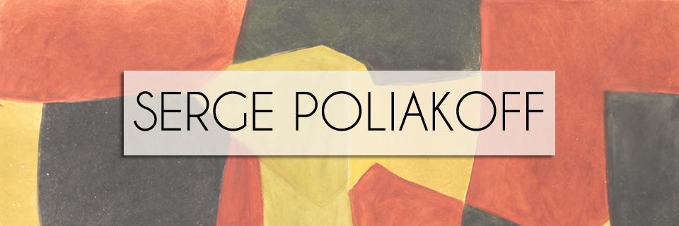 Serge Poliakoff Art for Sale