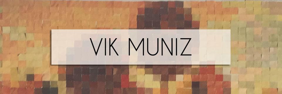 Vik Muniz Art for Sale