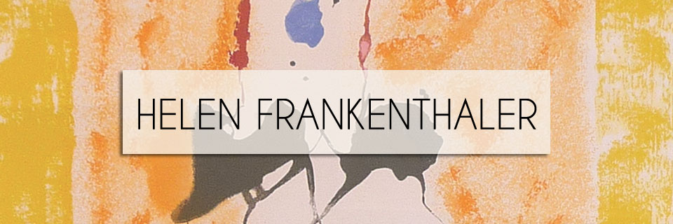 Helen Frankenthaler Art for Sale