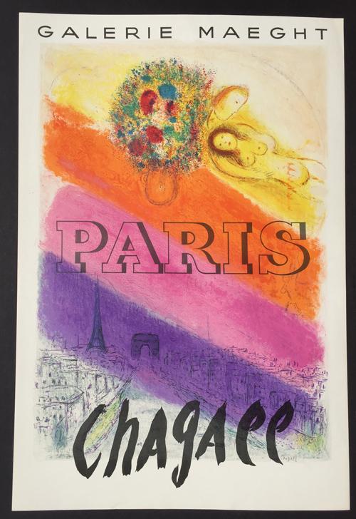 Chagall Paris – Le Champs Elysees