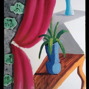 LACMA - Hockney Retrospective 1988