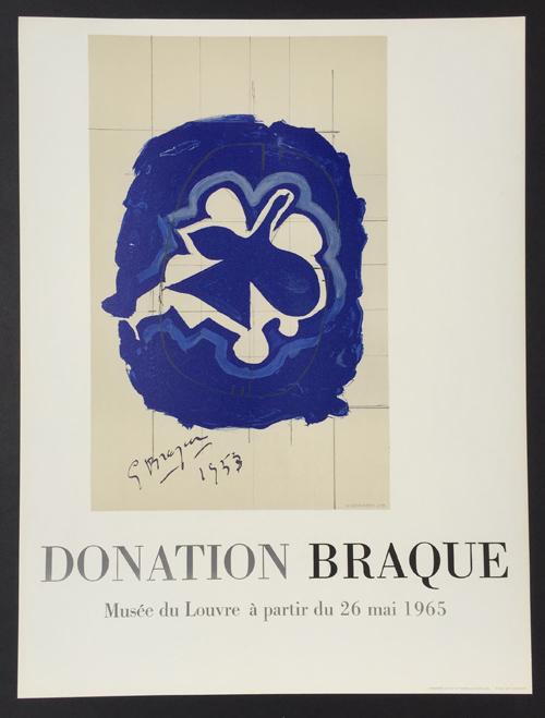 Donation Braque - Musee le Louvre