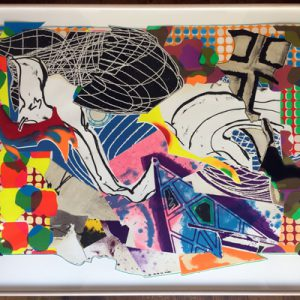 Frank Stella Extracts Moby Dick
