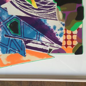 Frank Stella Extracts Moby Dick Signed