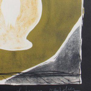 George Braque Feuilles couleur lumiere