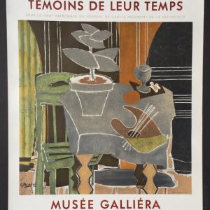 Georges Braque Musee Galliera Still Life