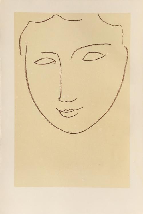 Henri Matisse Echos I