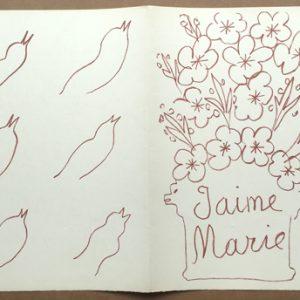 Henri Matisse Jaime Marie Full Sheet