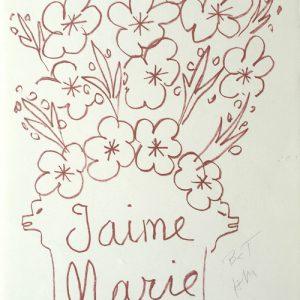 Henri Matisse Jaime Marie