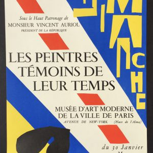 Henri Matisse Les Peintres Temoins de Leur Temps