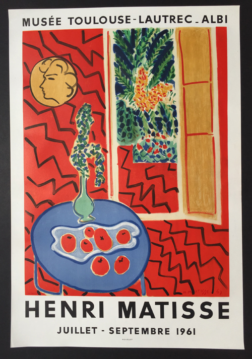 Henri Matisse Musee Toulouse Lautrec Albi