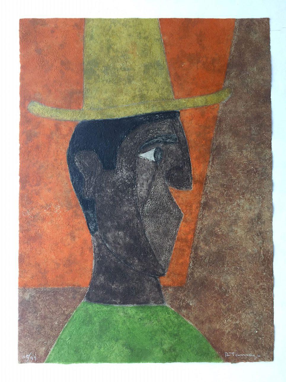 Tamayo Cabeza Sombrero
