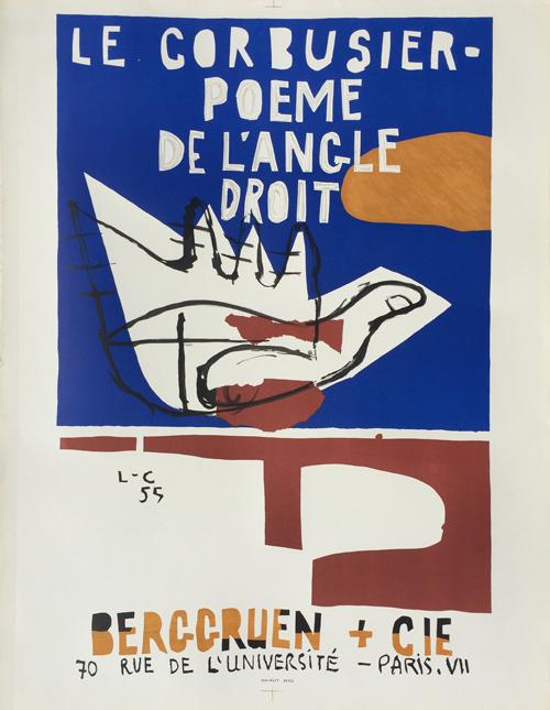 Le Corbusier Poeme de Angle Droit