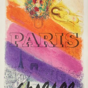 Chagall Paris - Le Champs Elysees