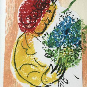Marc Chagall Poems of David Cramer 74
