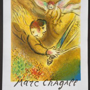 Marc Chagall Poster L'Ange du Jugement