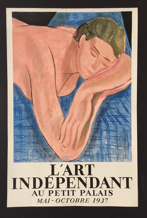 Matisse Art Independant au Petit Palais