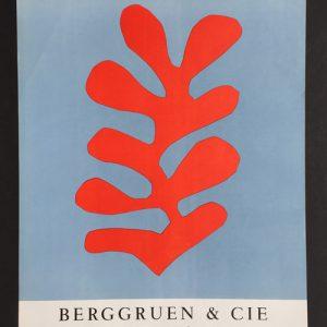 Matisse Papiers Decoupes Poster