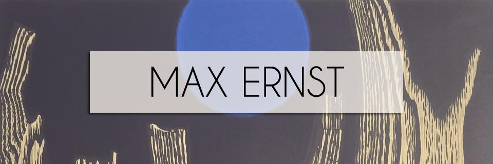 Max Ernst Art for Sale