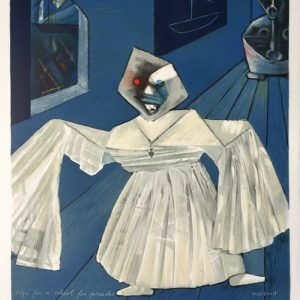 Max Ernst Poster Atelier Mourlot