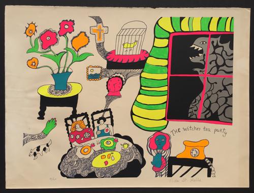 niki-saint-phalle-witches-tea-party