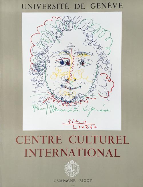 Pablo Picasso Centre Culturel International