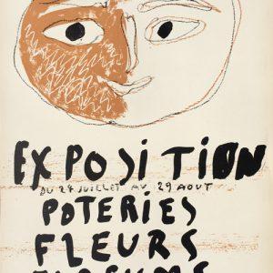 Pablo Picasso Vallauris Exposition Deuxieme