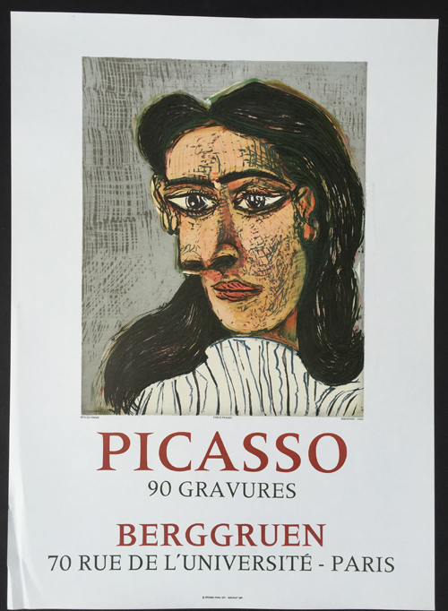 Picasso 90 Gravures Berggruen