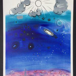 Raoul Dufy Poster Planetarium