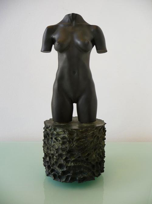 Robert Graham Bronze Moca Torso