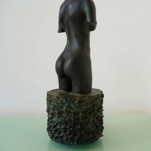 Robert Graham Moca Bronze - Detail
