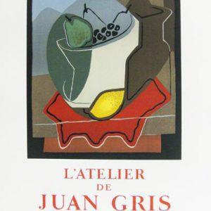 L'Atelier de Juan Gris