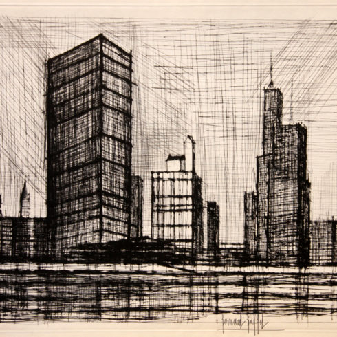 u.n.o by bernard buffet